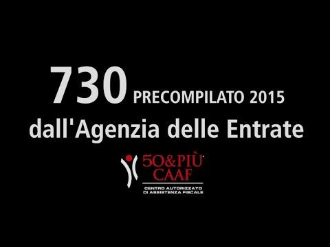 730 precompilato 2015