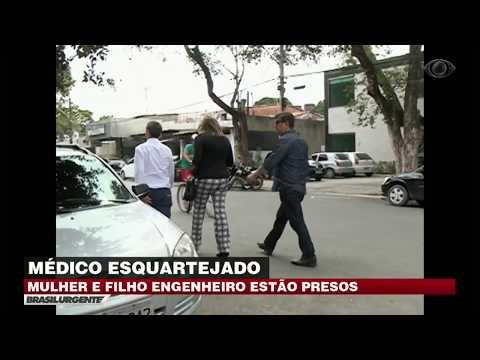 Pernambuco: Médico é encontrado esquartejado em poço