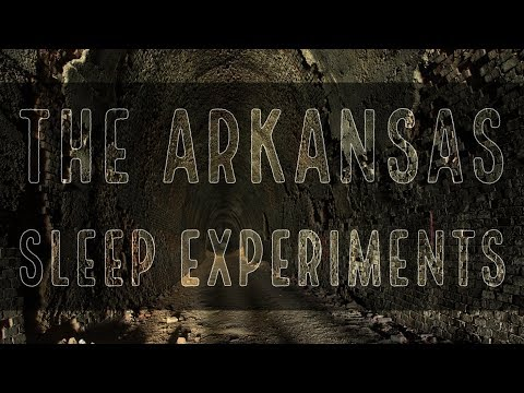 ''The Arkansas Sleep Experiments'' by Nazisharks | BRILLIANT EXPERIMENT CREEPYPASTA STORY