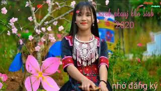 Nkauj kho siab (nhạc buồn Hmong 2020)