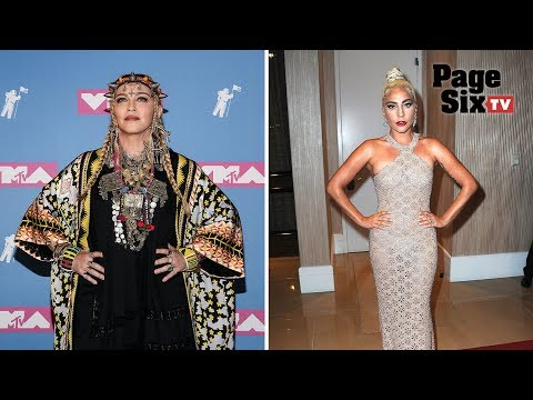 Madonna Calls Out Lady Gaga Over '100 people in a room' Viral Video | Page Six TV Mp3