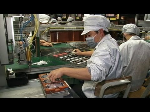 Apple\'s Chinese Factories: Exclusive