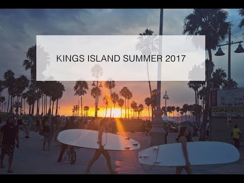 Kings Island Summer 2017 | Work and Travel