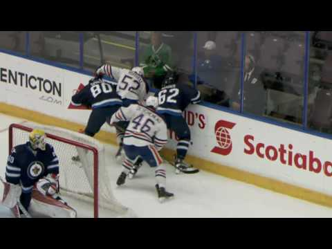 Winnipeg Jets vs. Edmonton Oilers - Young Stars 2016