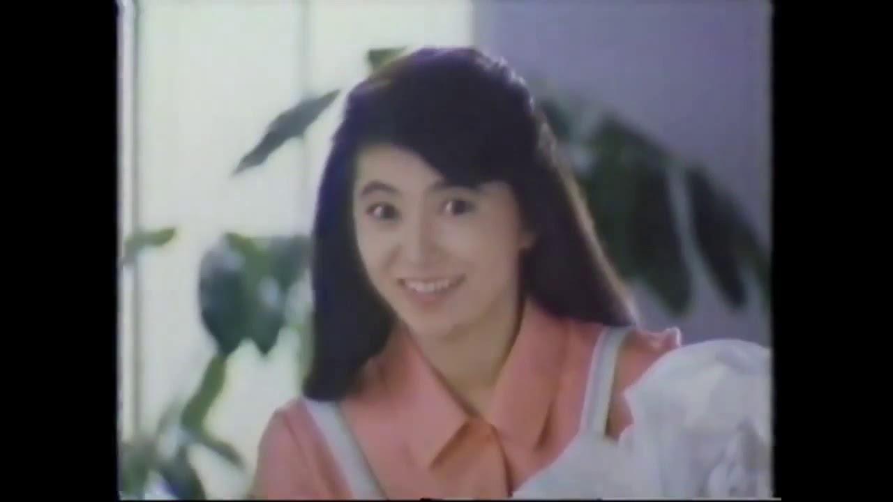 1986年CM 相沢早苗 桂文珍 日本...