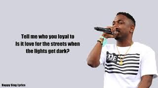 LOYALTY - KENDRICK LAMAR FT. RIHANNA (Lyrics)