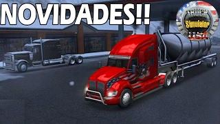 Lançamento para esse Mês - Truck Simulator USA