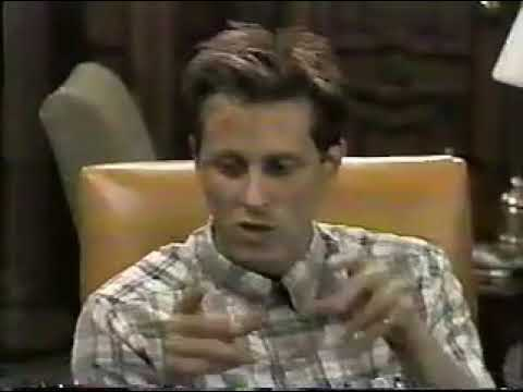 Guiding Light June 8, 1988 Part 6With Steven Weber exKevin ATWT