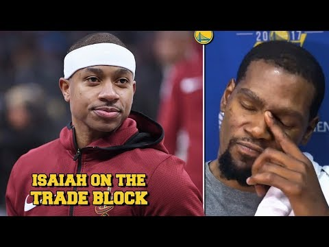 KD Clowns Rockets For Thinking They're BETTER Than Golden State.. Cavs With The Crazy Trade Scenario
