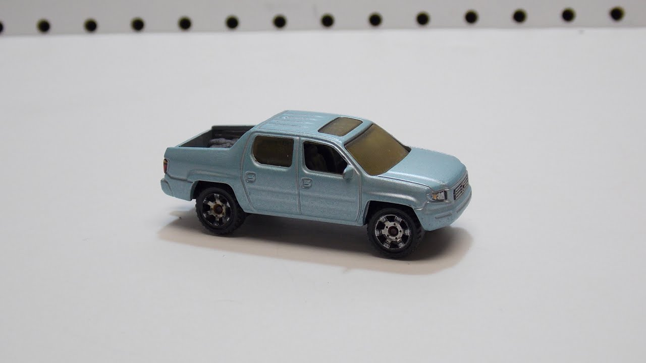 Matchbox  2006 Honda Ridgeline Review