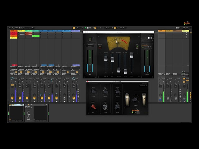 Mixing Drum: C-78 and FD2N
