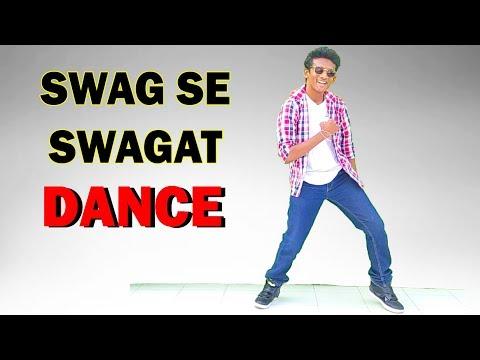 Swag se Swagat - Tiger Zinda Hai | Dance Video | Salman Khan | Nishant Nair