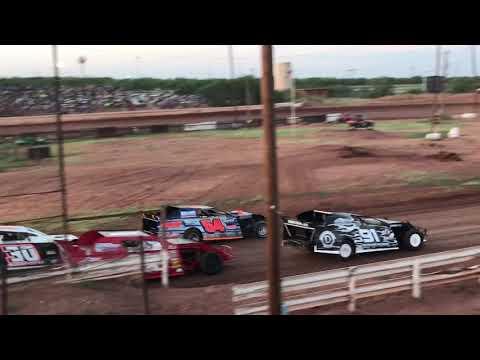 08/04/2018 Austin's Heat Race @ Abilene Speedway