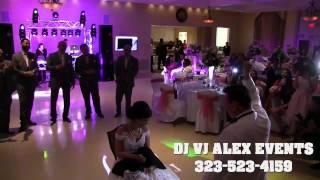 DJ VJ ALEX EVENTS - MC WEDDING SANTA FE SPRINGS