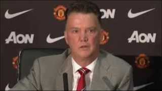 Oh Louis Van Gaal!!! The best football manager in the world!!!!!!!!!!!!! Thumbnail