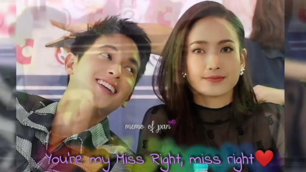 "FANMADE MV James Ji Taew ""Miss Right""❤️ #เซ็นต์ปฏิทินช่อง3 #จิแต้ว 03.11.2019"