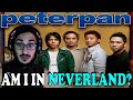 I WANT TO FLY WITH PETERPAN! Peterpan - Langit Tak Mendengar reaction Indonesia