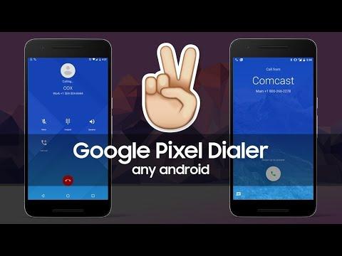 Как установить звонилку от Google по умолчанию на свой смартфон БЕЗ РУТ