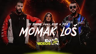 DJ SHONE FEAT. KIJA & FOX - MOMAK LOS (OFFICIAL VIDEO)