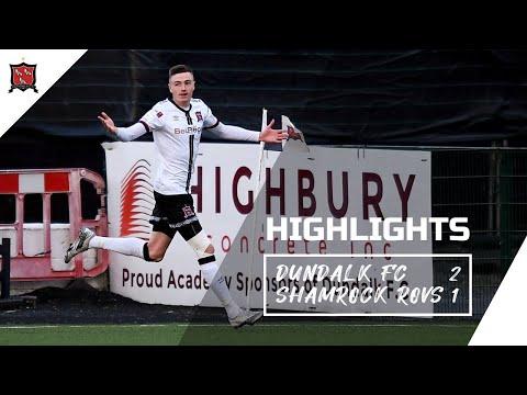 Highlights | Dundalk FC 2-1 Shamrock Rovers