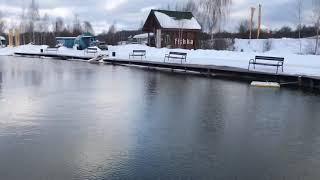 Ловля форели открытая вода РК Фишка Петряиха