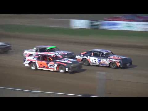 IMCA Hobby Stock feature Independence Motor Speedway 6/8/19