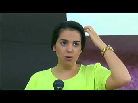 Miss Camila Barros - Testemunho de Cura!
