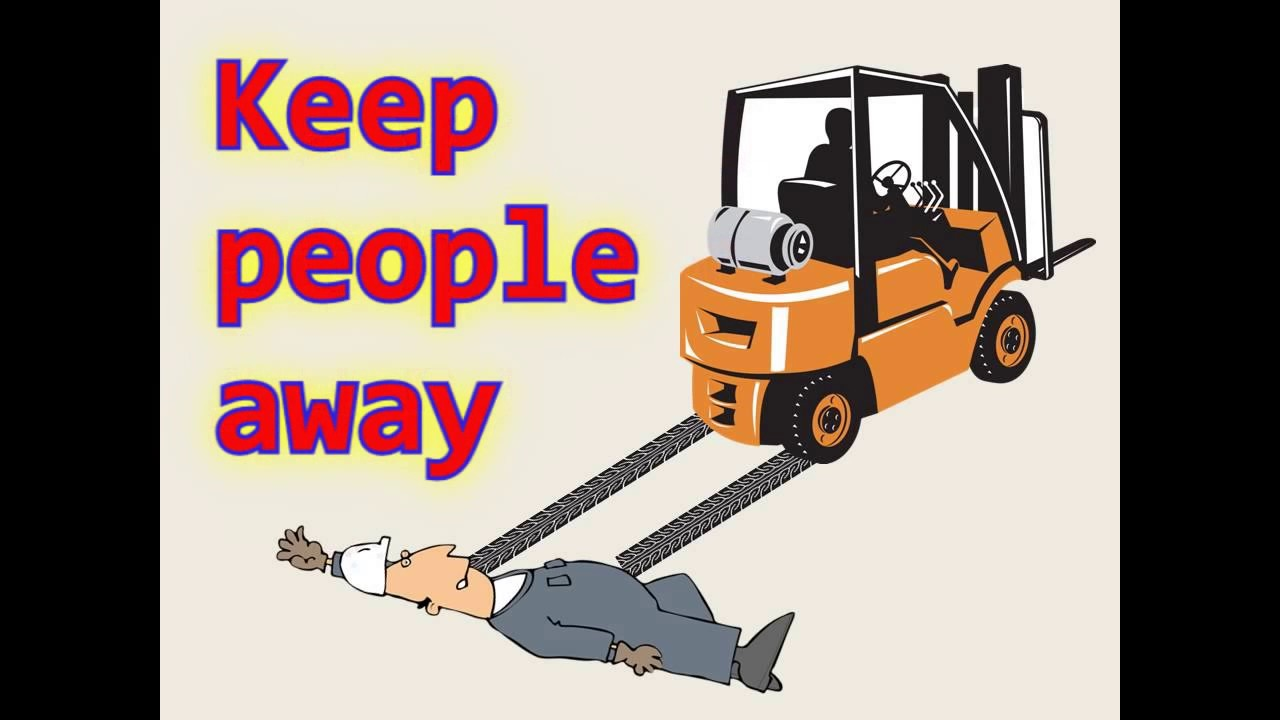 Forklift Safety - 8 Simple Operating Rules - YouTube