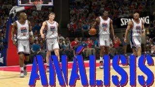 Mi opinión sobre NBA 2K13