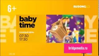Rusong TV - Baby Time