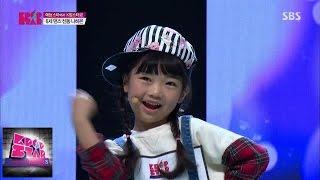 Download lagu 나하은_같이 눈사람 만들래(겨울왕국OST)+댄스 @K팝스타 시즌4 141123