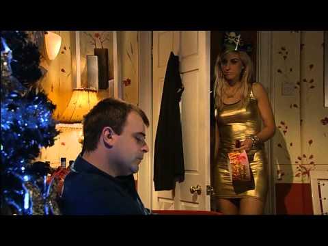 Katherine Kelly Gold Mini Dress UPSCALED