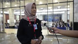 HARI KE DUA UJIAN CAT CPNS SARJANA & DII KANWIL KUMHAM DKI JAKARTA TAHUN 2018
