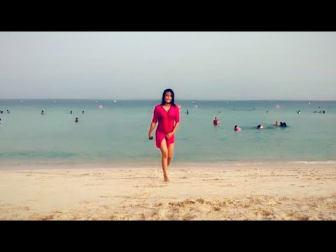 POPULAR ASSAMESE VLOG | DUBAI JUMEIRAH BEACH | LIFE IN DUBAI