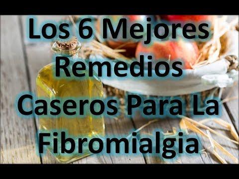 Los 6 Mejores Remedios Caseros Para La Fibromialgia