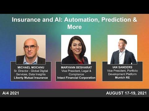 Insurance and AI: Automation, Prediction & More