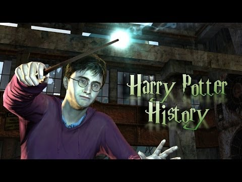 LEGO Harry Potter: Years 1-4 Прохождение - Часть 1- ХОГВАРТС