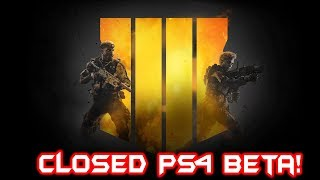 PS4 COD BO4! Call of Duty! Black Ops 4!
