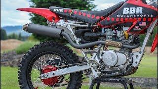 Restoring Dirt Bike Exhaust To Better Than New!