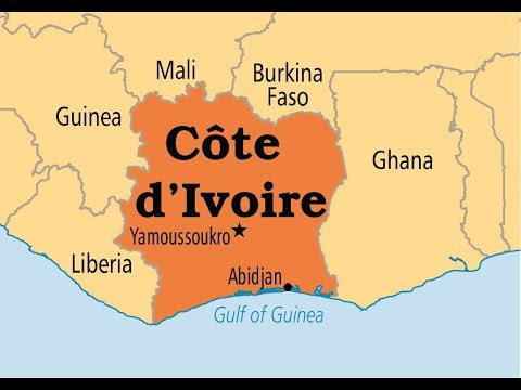 Trip to The Ivory Coast