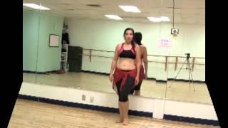 Belly Dance Combo: Keeping It Pretty & Classy