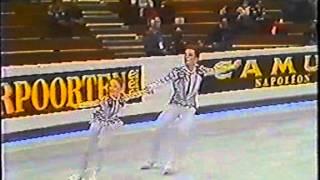Gordeeva- Grinkov, Worlds 1988 SD Toreador