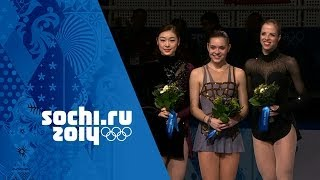 Figure Skating - Ladies' Free Program - Adelina Sotnikova Wins Gold | Sochi 2014 Winter Olympics
