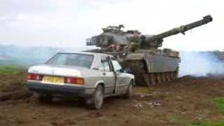 Tanks Alot Northampton, Crush a Car Tank Driving Days