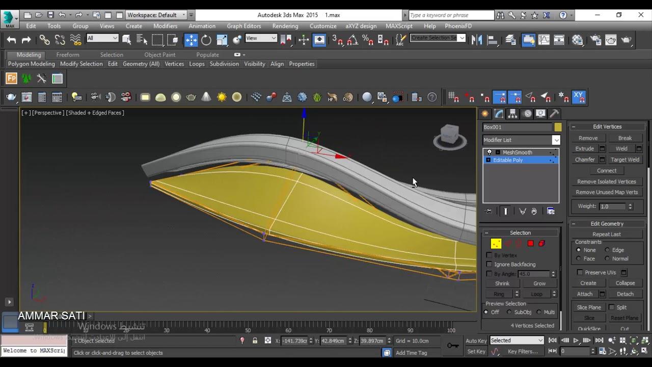 Modeling Courses : M-2 (organic Concepts-Nurms-Building