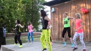 День молодежи 2015(Танцевальный коллектив