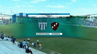 Juventud Unida Gualeguaychu vs Patronato full match