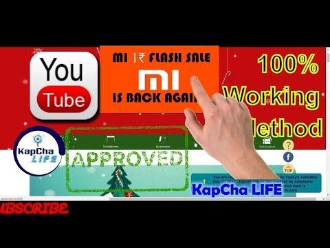 1 Rs sale SCRIPT [UPDATE] added | Mi No. 1 FAN SALE | 100% WORKING EXPLAINED hindi