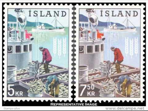 Allen die willen naar Island gaan - Bremer Shanty - Chor