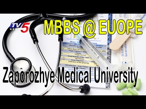 MBBS @ Europe | PG @ USA, UK, Germany | Zaporozhye University | Study Time | TV5 News